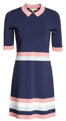 Ted Baker Colour by Numbers Border Stripe Dress