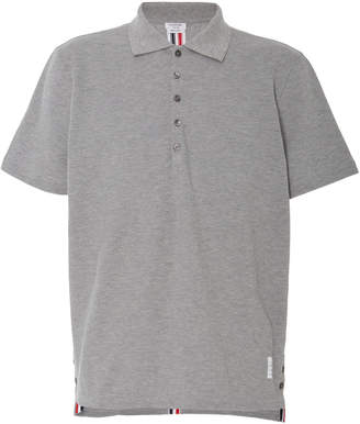 Thom Browne Relaxed-Fit Cotton Polo