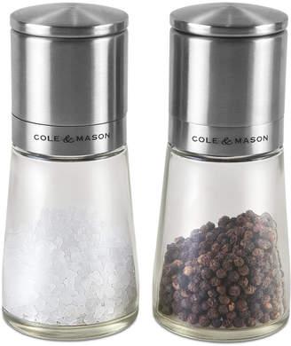 Cole & Mason Clifton Salt & Pepper Shaker Set