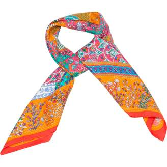 Hermes Silk Neckerchief