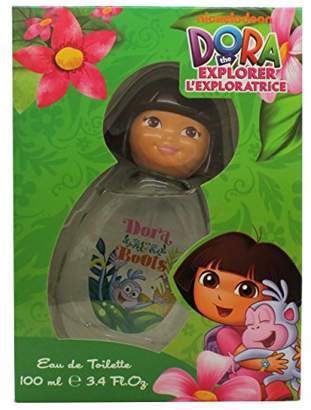 Dora the Explorer and Boots Eau De Toilette Spray for Her, 100 ml