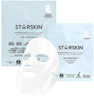 Red Carpet STARSKIN Ready Hydrating Bio-Cellulose Second Skin Face Mask