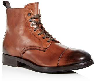 To Boot Men's Concord Leather Cap-Toe Boots