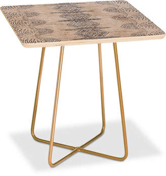 Deny Designs Holli Zollinger Eris Square Side Table
