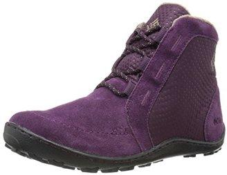 Columbia Women's Minx Nocca Lace Nylon Winter Boot $85 thestylecure.com