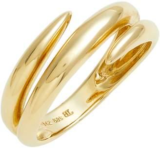 Bony Levy Ofira 14K Gold Coil Wrap Ring