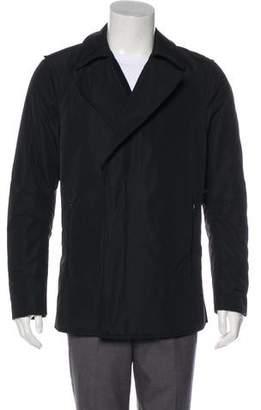 Lanvin Woven Button-Up Jacket