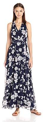 Chetta B Women's Floral Maxi Dress