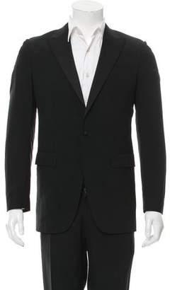 Valentino One-Button Virgin Wool Tuxedo