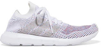 adidas Swift Run Primeknit Sneakers - White