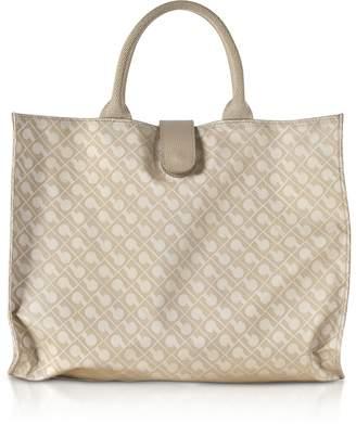 Gherardini Clay Signature Fabric Softy Foldable Shopper Bag