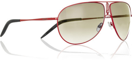 Carrera Gipsy aviator-style metal sunglasses
