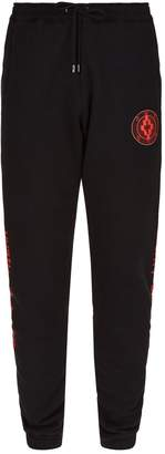 Marcelo Burlon County of Milan Cotton Sweatpants