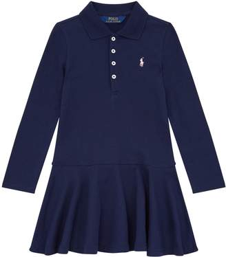 Polo Ralph Lauren Logo Polo Dress