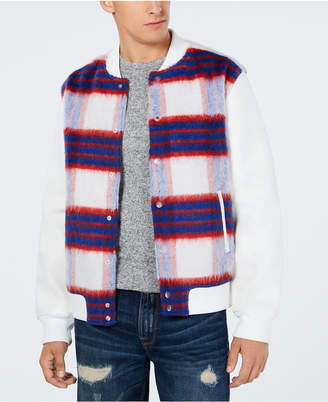 GUESS Men Marmont Check Jacket