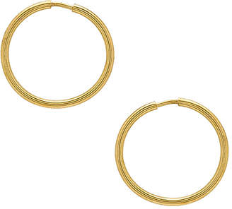 Apres Jewelry Baby Wire Hoops