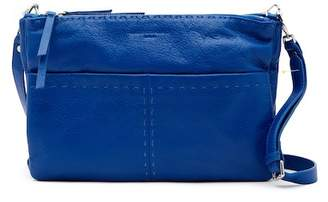 Liebeskind Berlin Providence Stitched Leather Crossbody Bag