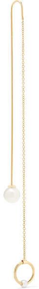 Delfina Delettrez - 18-karat Gold Pearl Earring