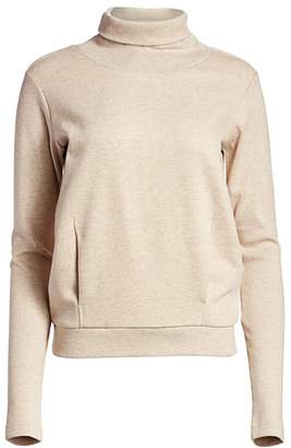 Alo Yoga Clarity Long-Sleeve Turtleneck Sweater