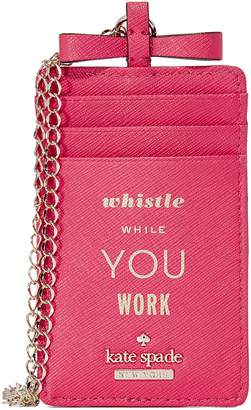Kate Spade New York Lanyard $58 thestylecure.com