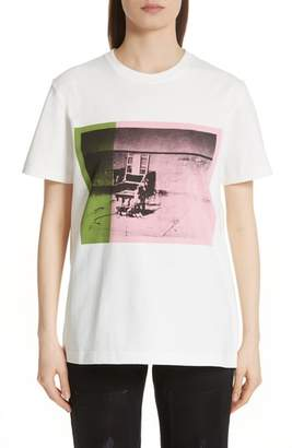Calvin Klein x Andy Warhol Foundation Electric Chair Graphic Tee