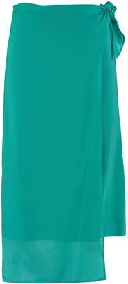 Jucca Knot Detail Pencil Skirt