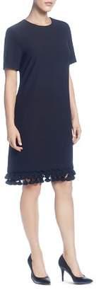 Catherine Malandrino Tassel Hem Dress