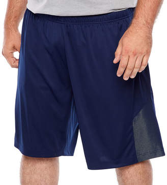 Co THE FOUNDRY SUPPLY The Foundry Big & Tall Supply Melange Workout Shorts Big and Tall