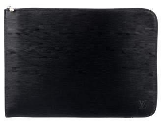Louis Vuitton Epi Poche Documents Portfolio
