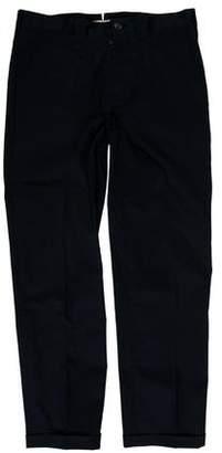 Prada Sport Woven Dress Pants