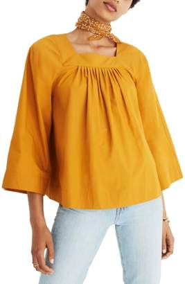 Madewell Square Neck Top