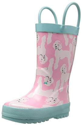83b58df5994b1 at Amazon.com · Carter s Girls  POPPY2-R Novelty Slipon Rain Boot