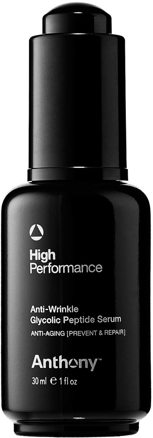 Anthony Logistics For MenAnthony High Performance Anti-Wrinkle Glycolic Peptide Serum