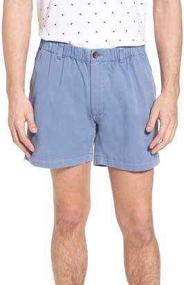 Vintage 1946 Snappers Elastic Waist 5.5 Inch Stretch Shorts