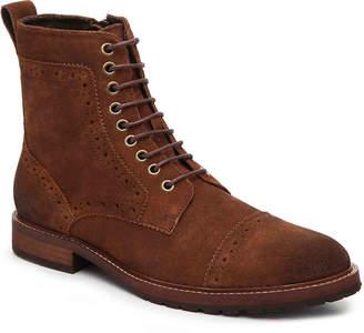 Aston Grey Kongal Cap Toe Boot - Men's