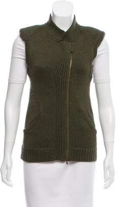 Zero Maria Cornejo Knit Sweater Vest