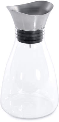 Berghoff Glass Water Carafe - Silver