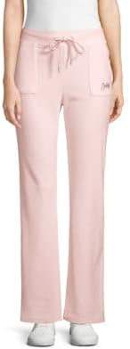 Juicy Couture Classic Drawstring Pants