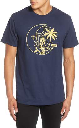Hurley Premium Lunar Paradise Graphic T-Shirt