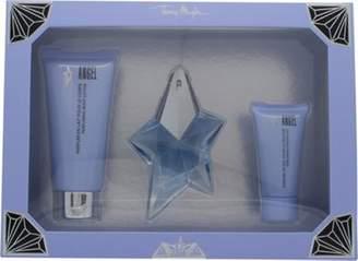 Thierry Mugler Angel Gift Set 25mL Edp + 100mL Body Lotion + 30mL Shower Gel For Women