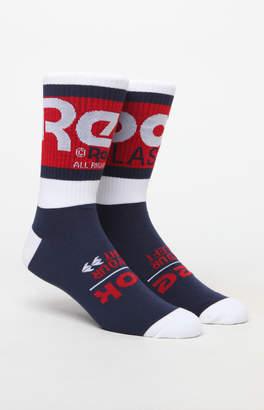 Reebok Vector Graphic Crew Socks