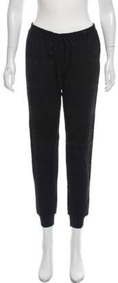 Rebecca Taylor Textured Jogger Pants