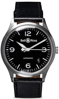 Bell & Ross BR V1-92 Black Steel 38.5mm
