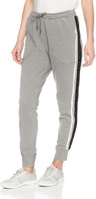 Calvin Klein Jeans Women's Jogger Pant Logo Side Tape