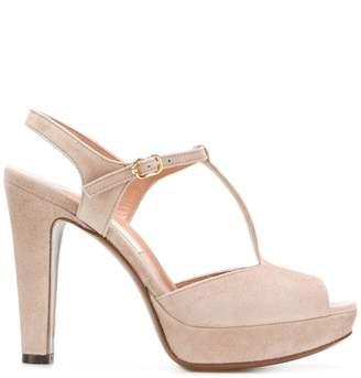 L'Autre Chose t-strap platform sandals