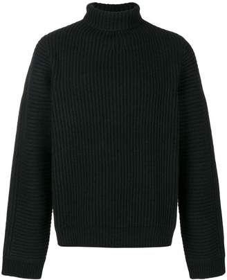 Acne Studios Nalle boxy ribbed sweater