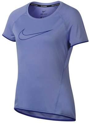 Nike Girl's Dri-FIT Core Running Tee