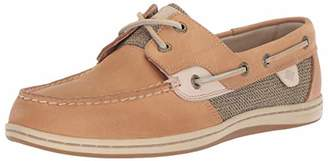 Sperry Women's Koifish Cheetah Boat Shoe