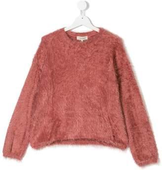 Twin-Set TEEN brushed sweater
