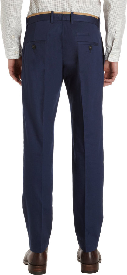 BASCO Cropped Trousers